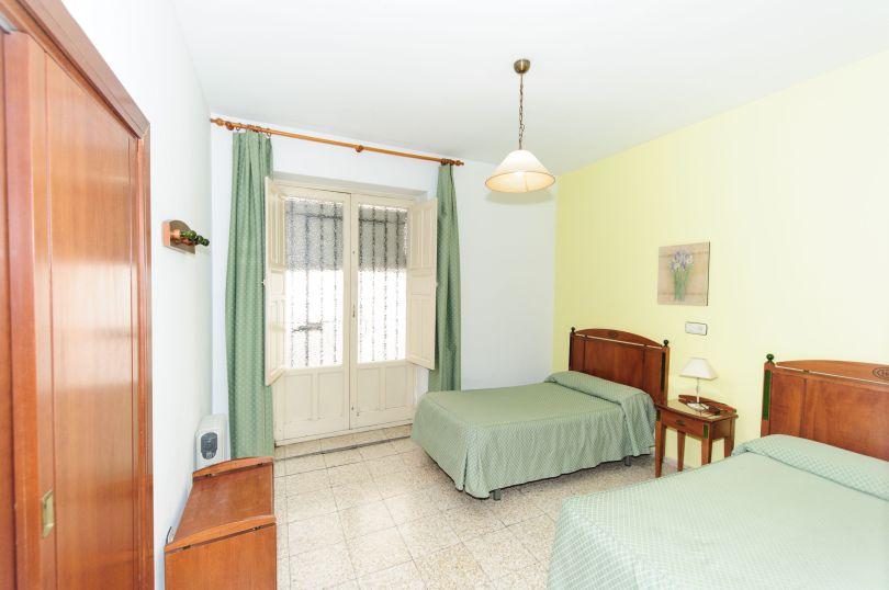 habitación 4 pensión gala sevilla